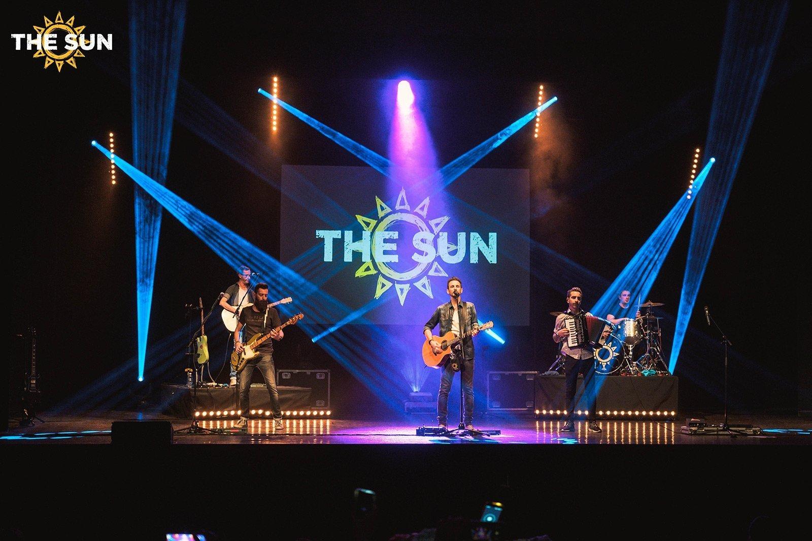 the sun rock band live rovigo ogni benedetto giorno